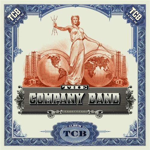 The Company Band The Company Band cover art