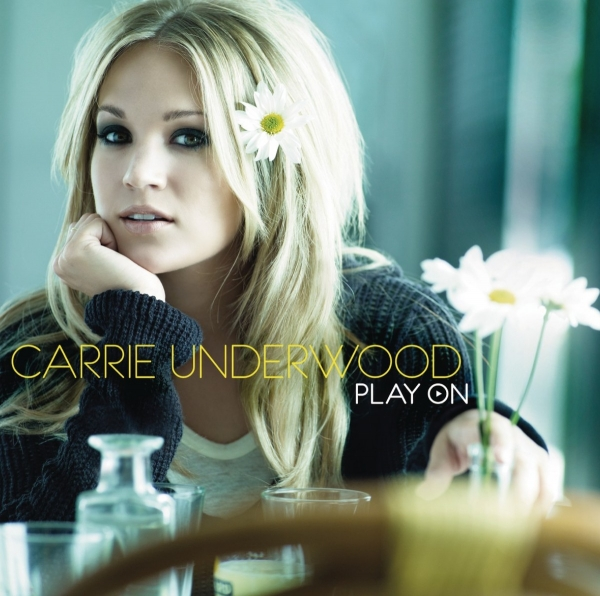 Carrie Underwood Play On cover art