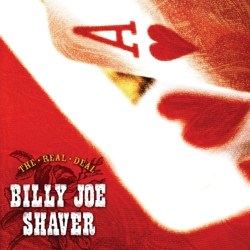 Billy Joe Shaver The Real Deal cover art