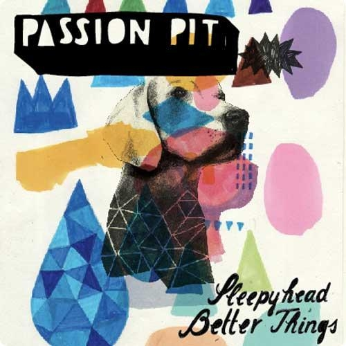 Passion Pit Sleepyhead Cover Art