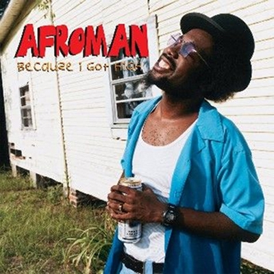 Afroman Because I Got High cover art
