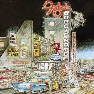 Foghat Boogie Motel cover art