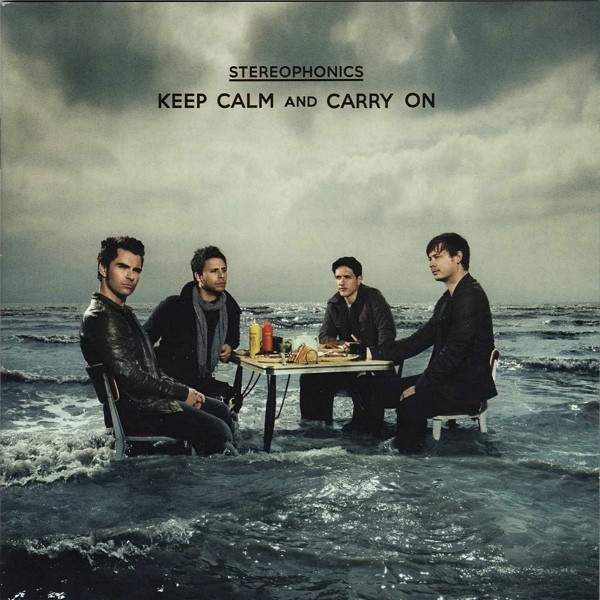 Stereophonics Keep Calm and Carry On cover art