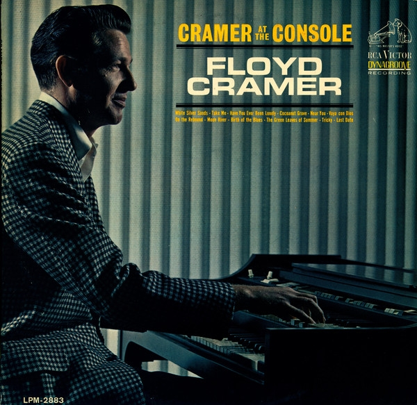 Floyd Cramer Cramer at the Console Cover Art