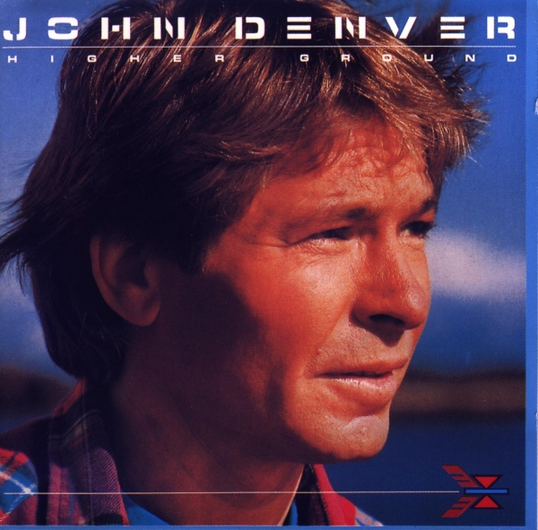 John Denver Higher Ground cover art
