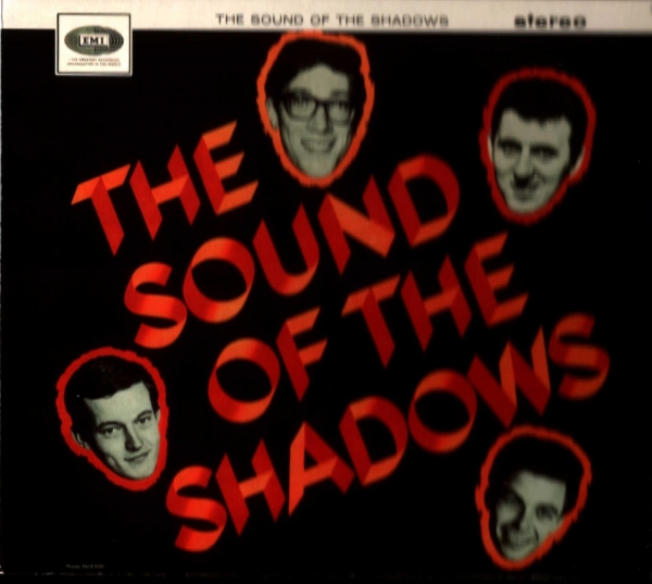 The Shadows The Sound of the Shadows cover art