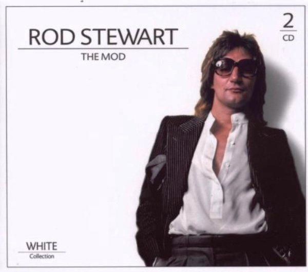 Rod Stewart The Mod cover art