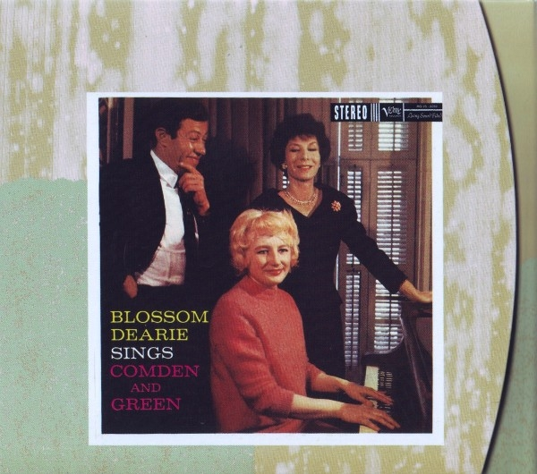 Blossom Dearie Blossom Dearie Sings Comden and Green cover art