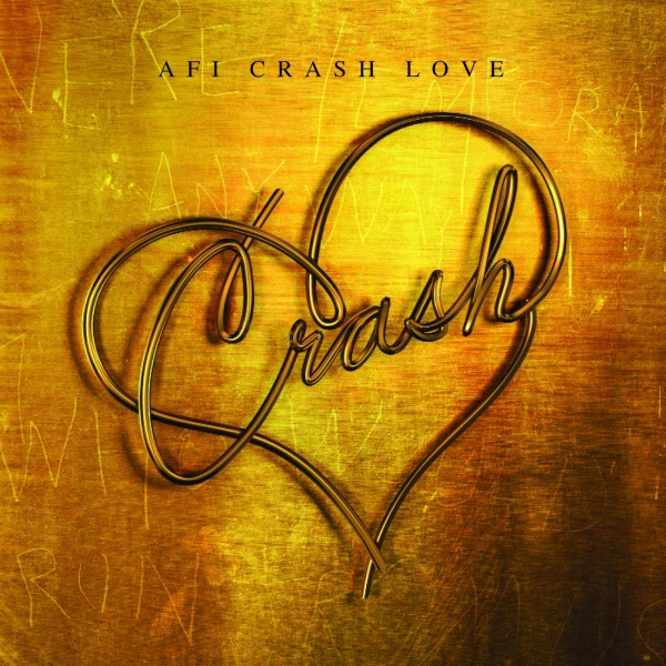 AFI Crash Love cover art