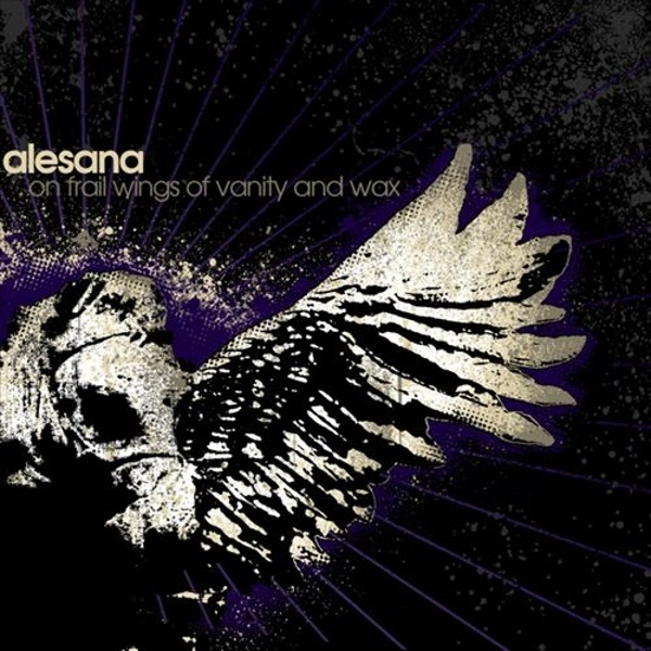 Alesana On Frail Wings of Vanity and Wax cover art