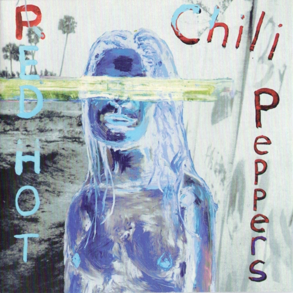 Red Hot Chili Peppers By the Way cover art