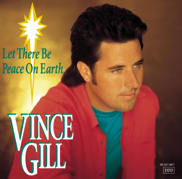 Vince Gill Let There Be Peace on Earth cover art