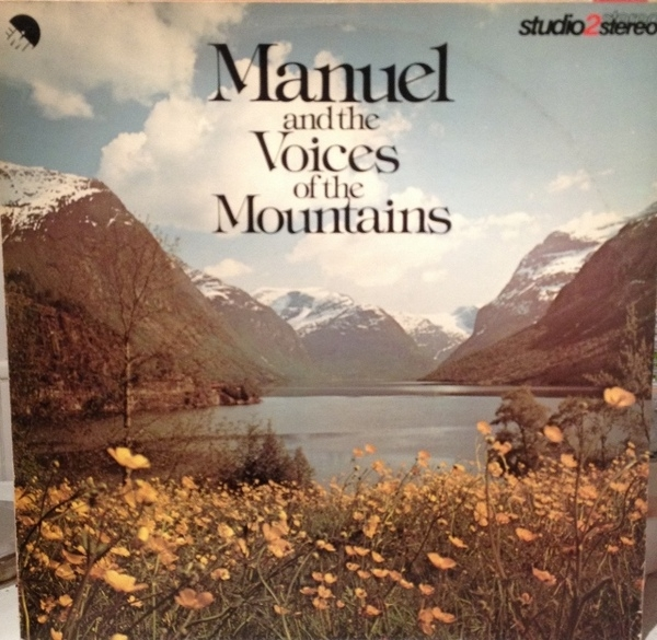 Manuel and the Voices of the Mountains Manuel and the Voices of the Mountains Cover Art