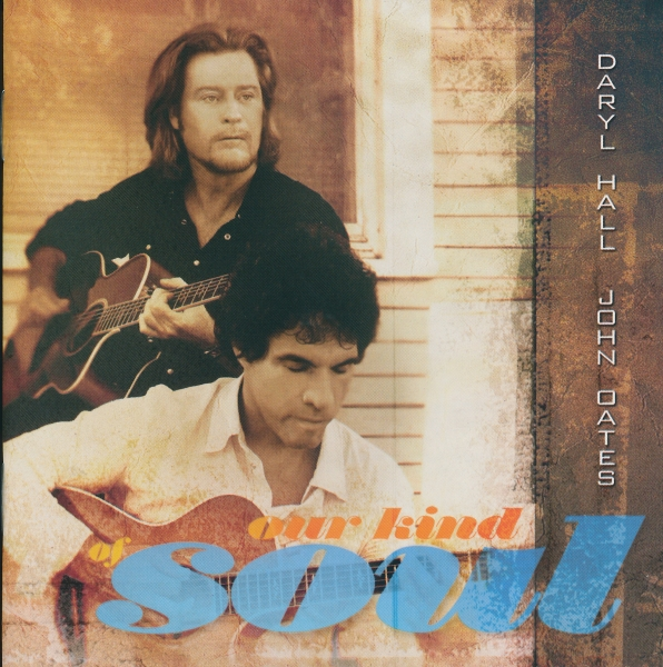 Hall & Oates Our Kind of Soul cover art
